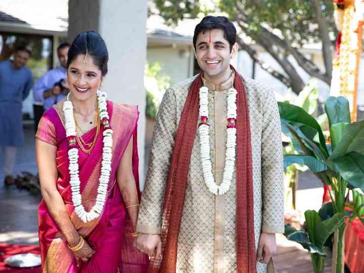 The wedding of Stuthi and Ranajeet