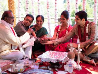 The wedding of Stuthi and Ranajeet 3