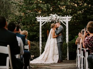 Jared and Stephanie's Wedding in Princeton, Massachusetts 11