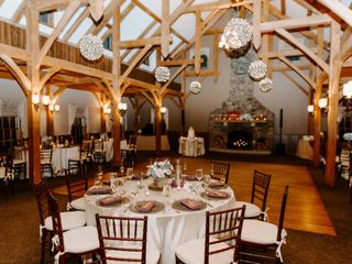 Jared and Stephanie's Wedding in Princeton, Massachusetts 22