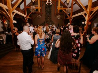 Jared and Stephanie's Wedding in Princeton, Massachusetts 34