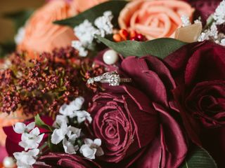 The wedding of Rhiannon  and Chris 2