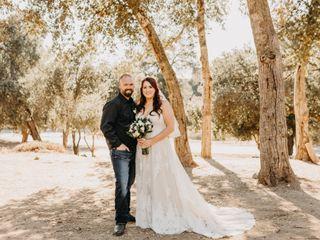 The wedding of Allison and Nick