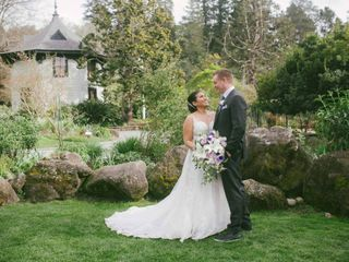 The wedding of Stephanie and Grant