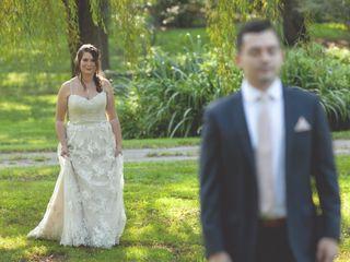 The wedding of Amanda and Michael 2