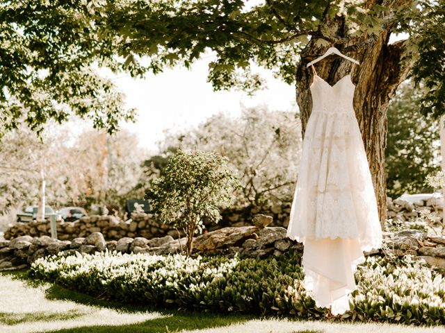 Jared and Stephanie's Wedding in Princeton, Massachusetts 3