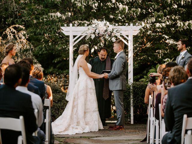 Jared and Stephanie's Wedding in Princeton, Massachusetts 10