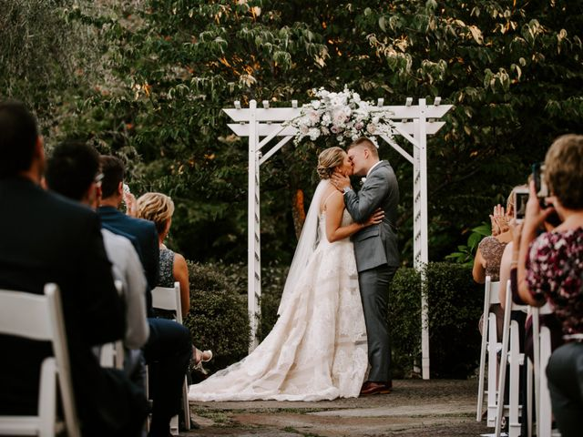 Jared and Stephanie's Wedding in Princeton, Massachusetts 11