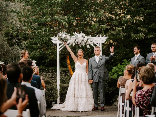 Jared and Stephanie's Wedding in Princeton, Massachusetts 12