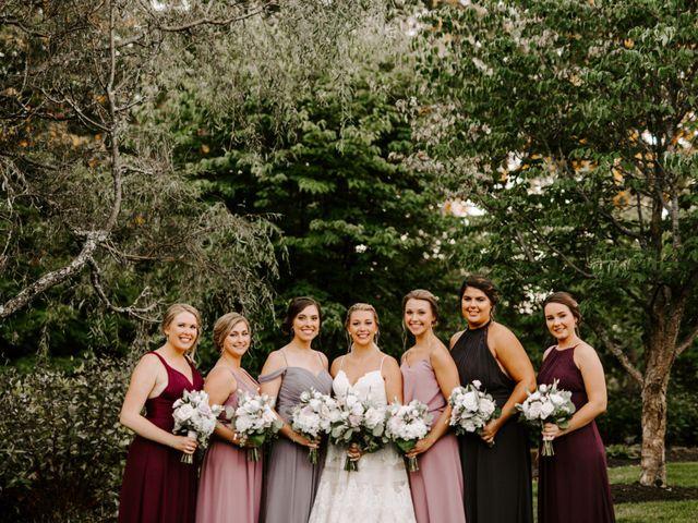 Jared and Stephanie's Wedding in Princeton, Massachusetts 13