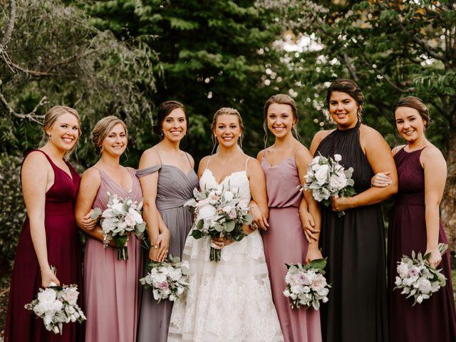 Jared and Stephanie's Wedding in Princeton, Massachusetts 15
