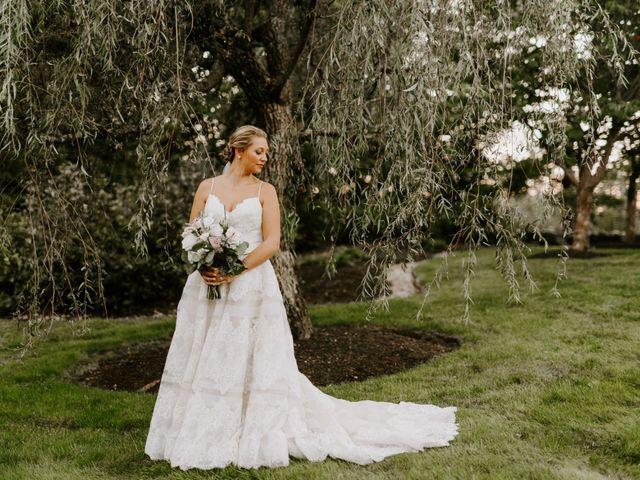 Jared and Stephanie's Wedding in Princeton, Massachusetts 16