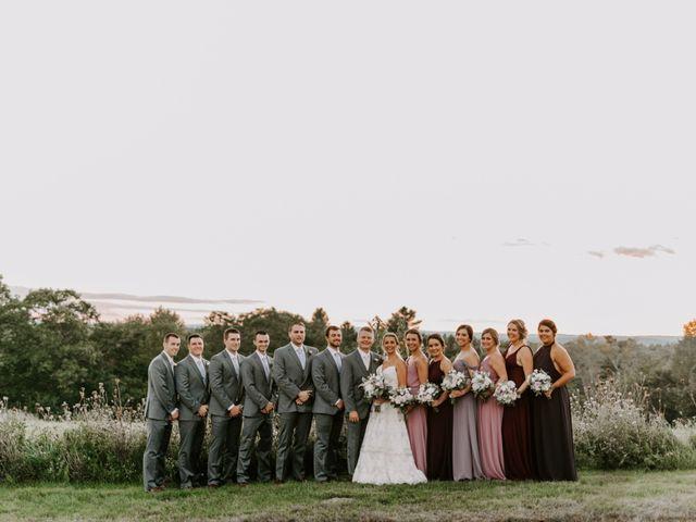 Jared and Stephanie's Wedding in Princeton, Massachusetts 17