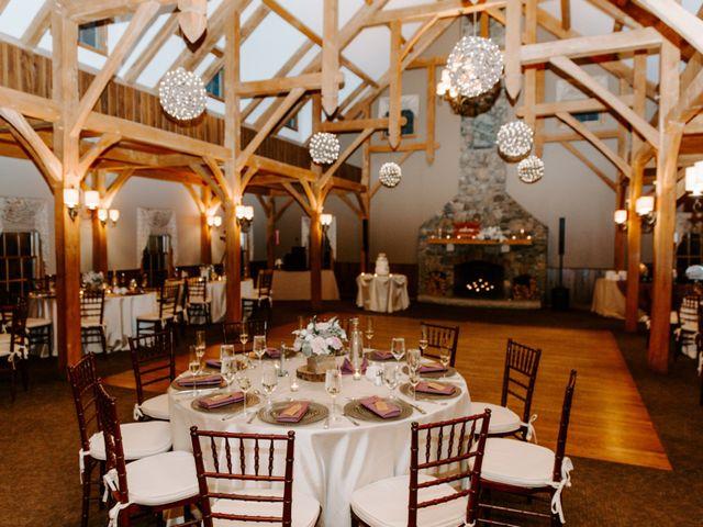 Jared and Stephanie's Wedding in Princeton, Massachusetts 22
