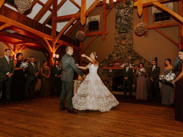 Jared and Stephanie's Wedding in Princeton, Massachusetts 29