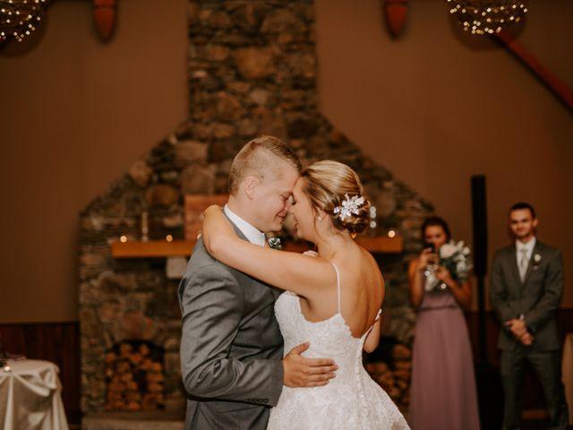 Jared and Stephanie's Wedding in Princeton, Massachusetts 30