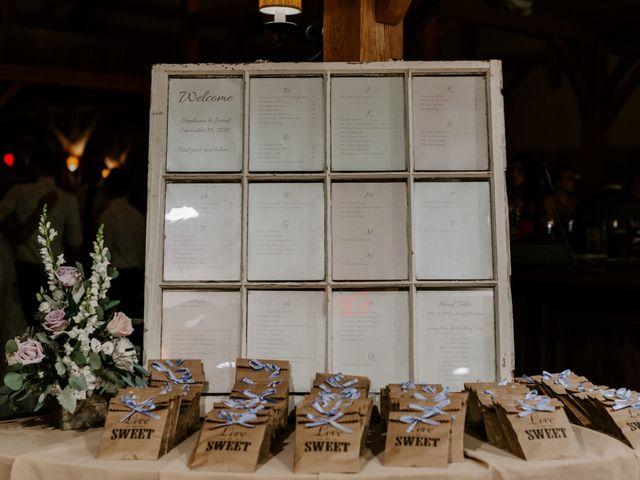 Jared and Stephanie's Wedding in Princeton, Massachusetts 31