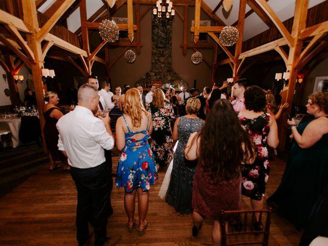 Jared and Stephanie's Wedding in Princeton, Massachusetts 34