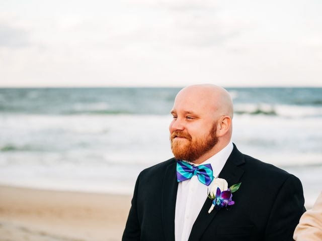 Chelsea and Colby's Wedding in Kitty Hawk, North Carolina 1