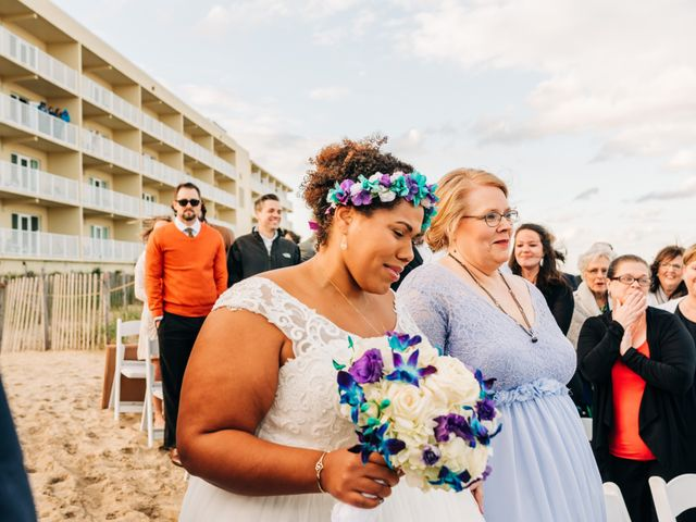 Chelsea and Colby's Wedding in Kitty Hawk, North Carolina 2
