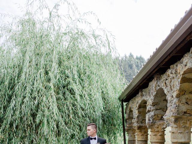 Ben and Victoria's Wedding in Oregon City, Oregon 2