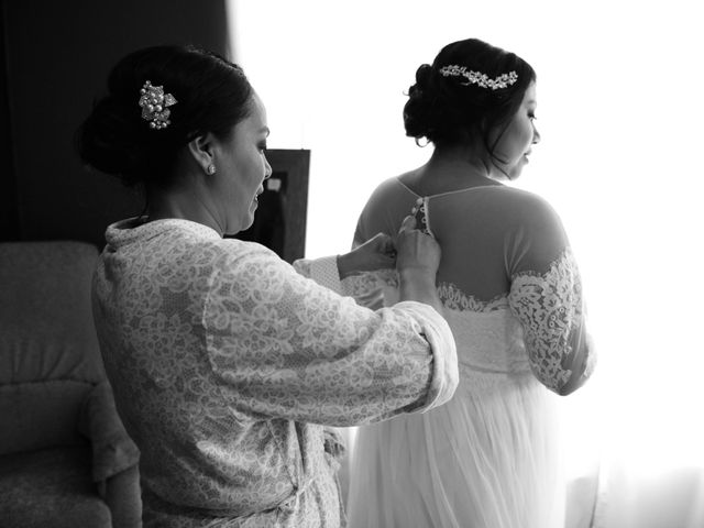 Feidy and Jesus's Wedding in Sacramento, California 15