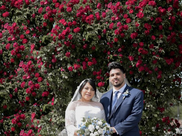 Feidy and Jesus's Wedding in Sacramento, California 38