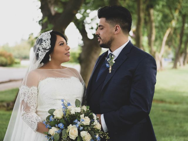 Feidy and Jesus's Wedding in Sacramento, California 40