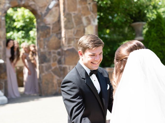 Tanner and Lindsey's Wedding in Fayetteville, Arkansas 2