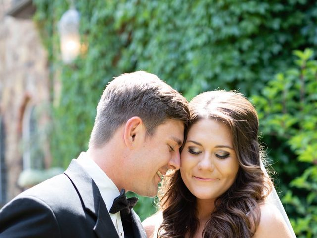 Tanner and Lindsey's Wedding in Fayetteville, Arkansas 11