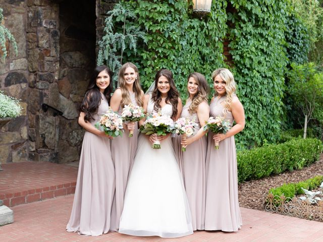 Tanner and Lindsey's Wedding in Fayetteville, Arkansas 17