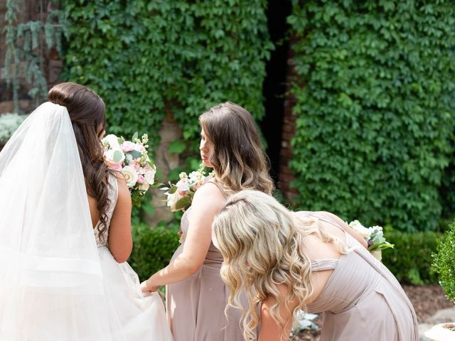 Tanner and Lindsey's Wedding in Fayetteville, Arkansas 20
