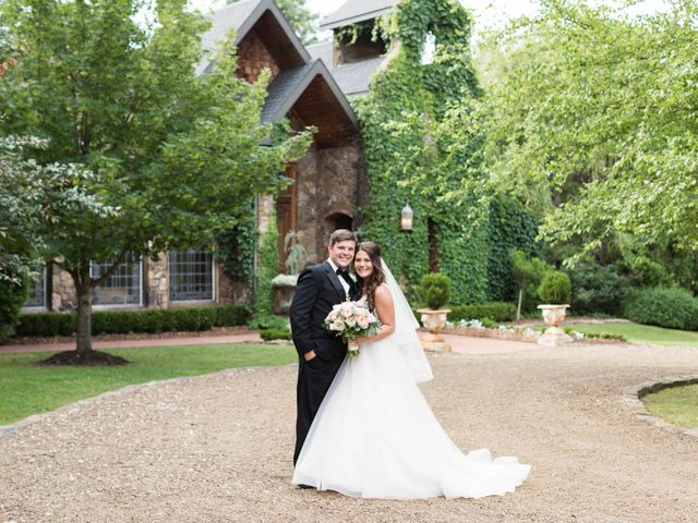 Tanner and Lindsey's Wedding in Fayetteville, Arkansas 29