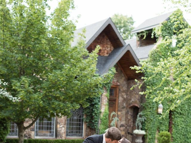 Tanner and Lindsey's Wedding in Fayetteville, Arkansas 31