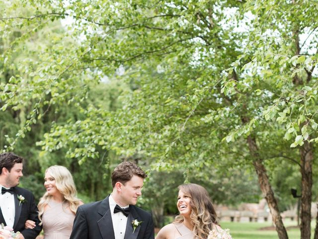 Tanner and Lindsey's Wedding in Fayetteville, Arkansas 32