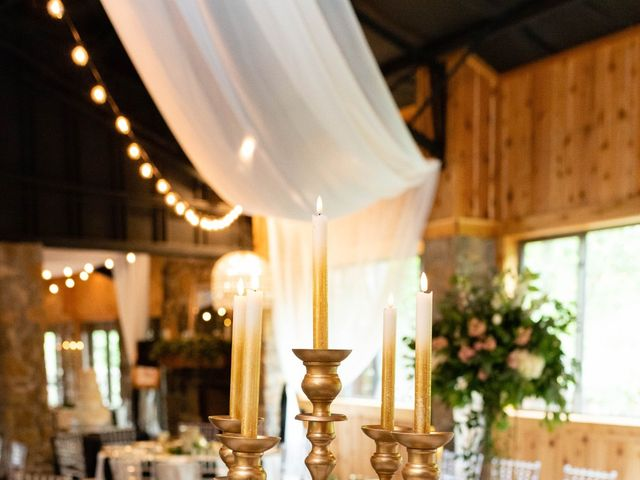 Tanner and Lindsey's Wedding in Fayetteville, Arkansas 37