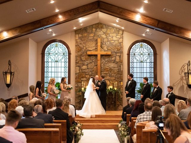 Tanner and Lindsey's Wedding in Fayetteville, Arkansas 43