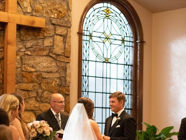 Tanner and Lindsey's Wedding in Fayetteville, Arkansas 44
