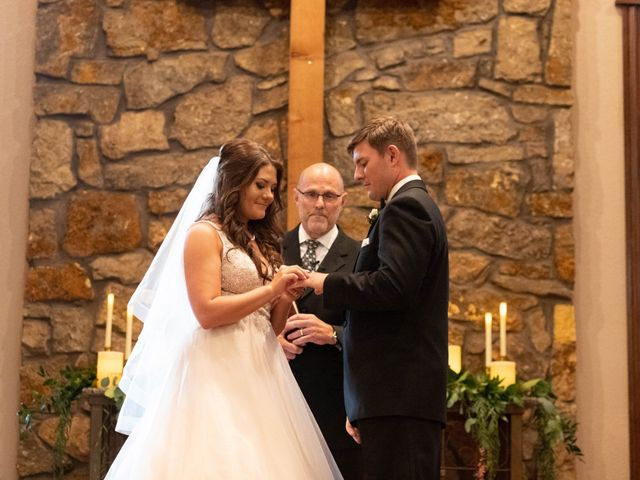 Tanner and Lindsey's Wedding in Fayetteville, Arkansas 45