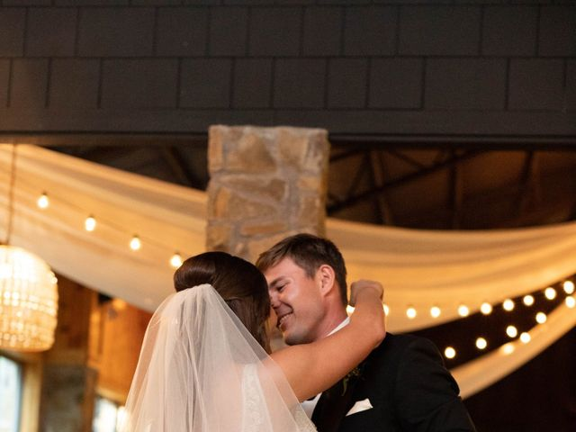 Tanner and Lindsey's Wedding in Fayetteville, Arkansas 47