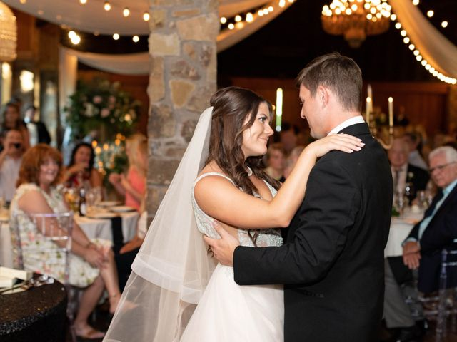 Tanner and Lindsey's Wedding in Fayetteville, Arkansas 48