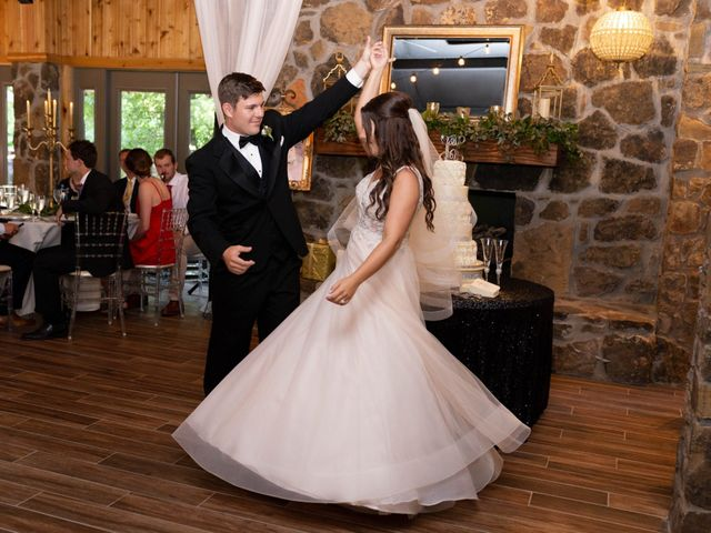 Tanner and Lindsey's Wedding in Fayetteville, Arkansas 49