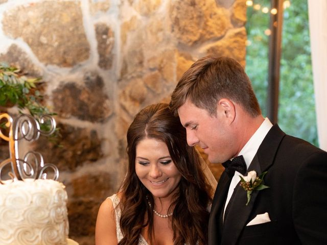 Tanner and Lindsey's Wedding in Fayetteville, Arkansas 50