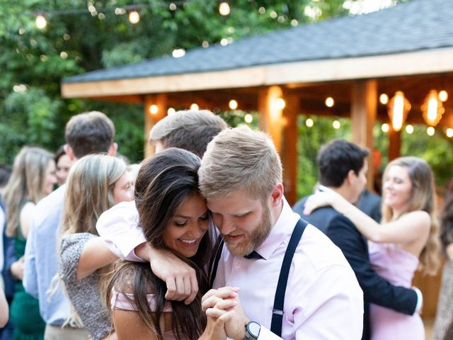 Tanner and Lindsey's Wedding in Fayetteville, Arkansas 52