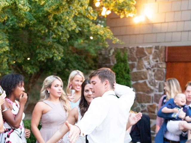 Tanner and Lindsey's Wedding in Fayetteville, Arkansas 53