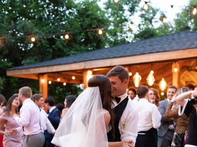 Tanner and Lindsey's Wedding in Fayetteville, Arkansas 54
