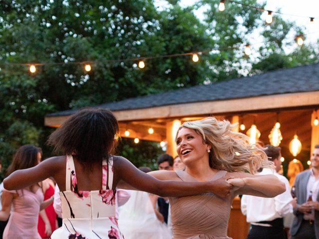 Tanner and Lindsey's Wedding in Fayetteville, Arkansas 55