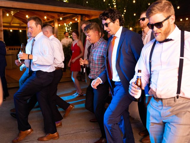 Tanner and Lindsey's Wedding in Fayetteville, Arkansas 57