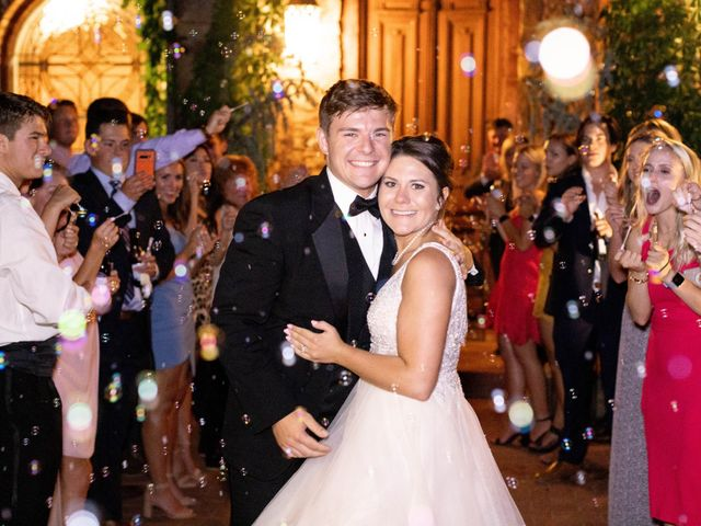 Tanner and Lindsey's Wedding in Fayetteville, Arkansas 62