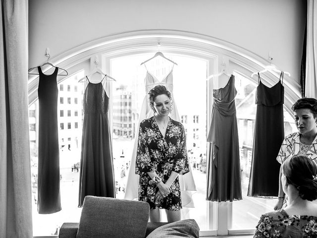 Megan and Omri's Wedding in Boston, Massachusetts 5